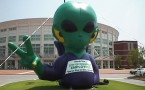 28ft Promotional Alien