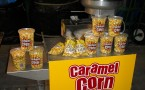 Caramel Corn Machine