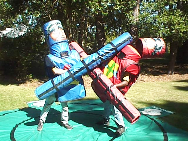 Off With Your Head Medieval Joust