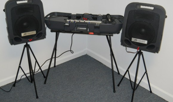 Peavey Escort 3000 Portable Audio System