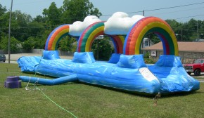 Surf-n-Slide Water Slide